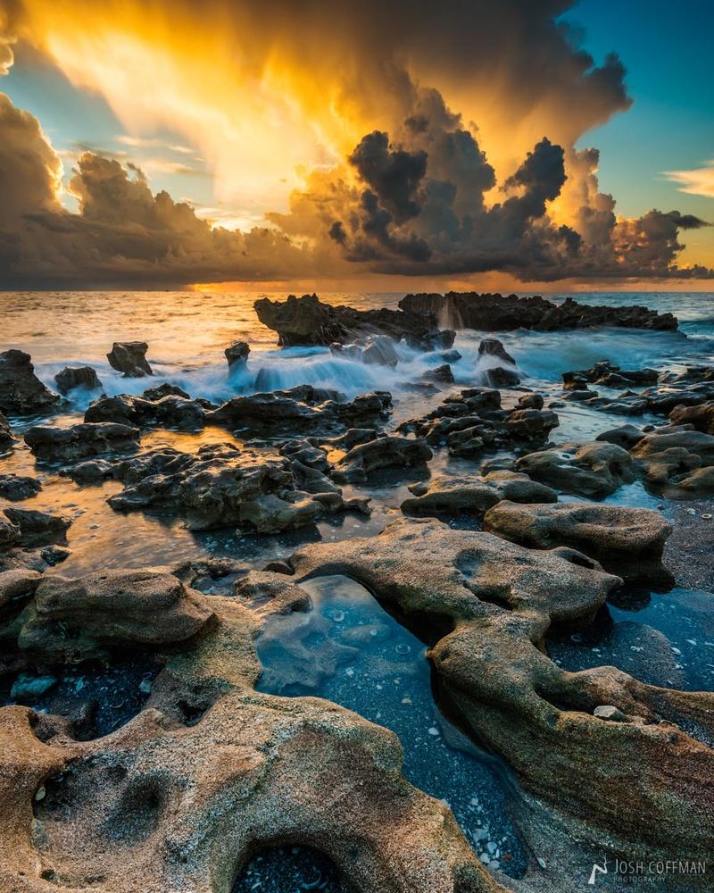 Ethereal Sunrise by Josh Coffman