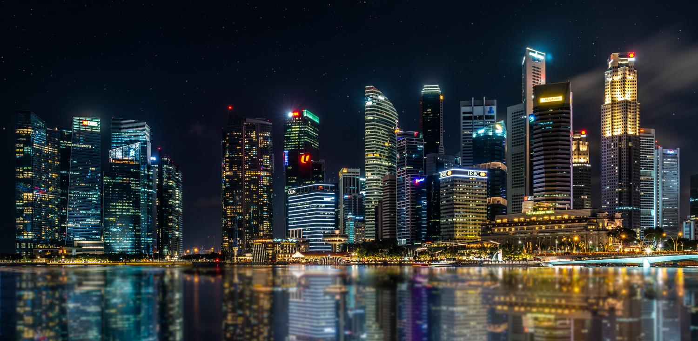 Marina Bay, Singapore by cristian popa