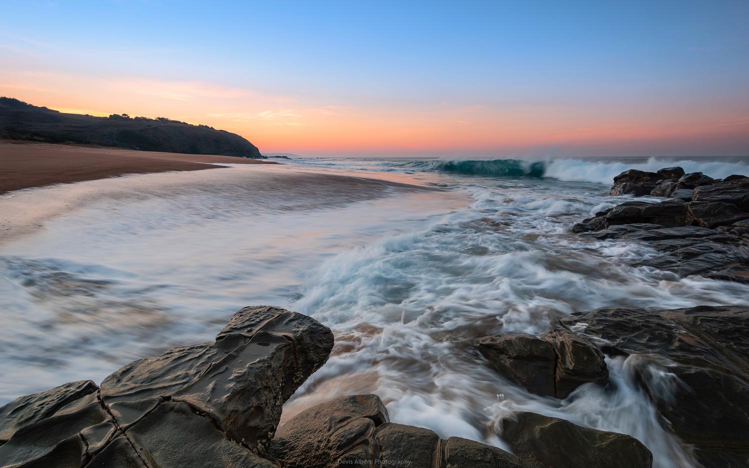 Sunrise by Devis Alberti