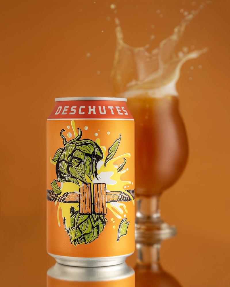 Deschutes Fresh Haze IPA by Dustin Wenger