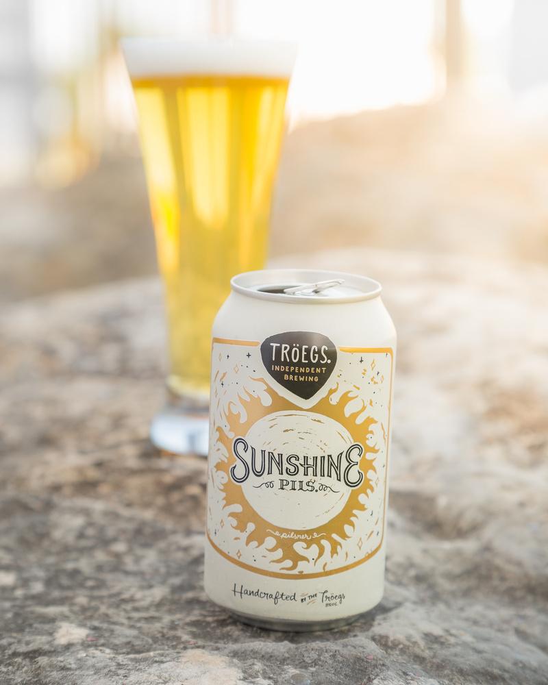 Tröegs Sunshine Pils by Dustin Wenger