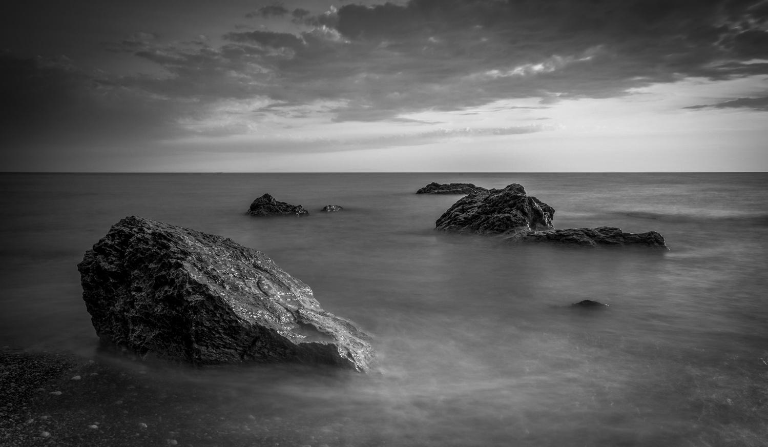 Seascape by Alexander Staridas