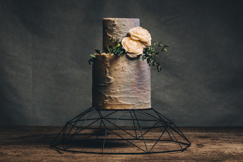 Wedding cake from Cimetovo dekle by Rok Frešer