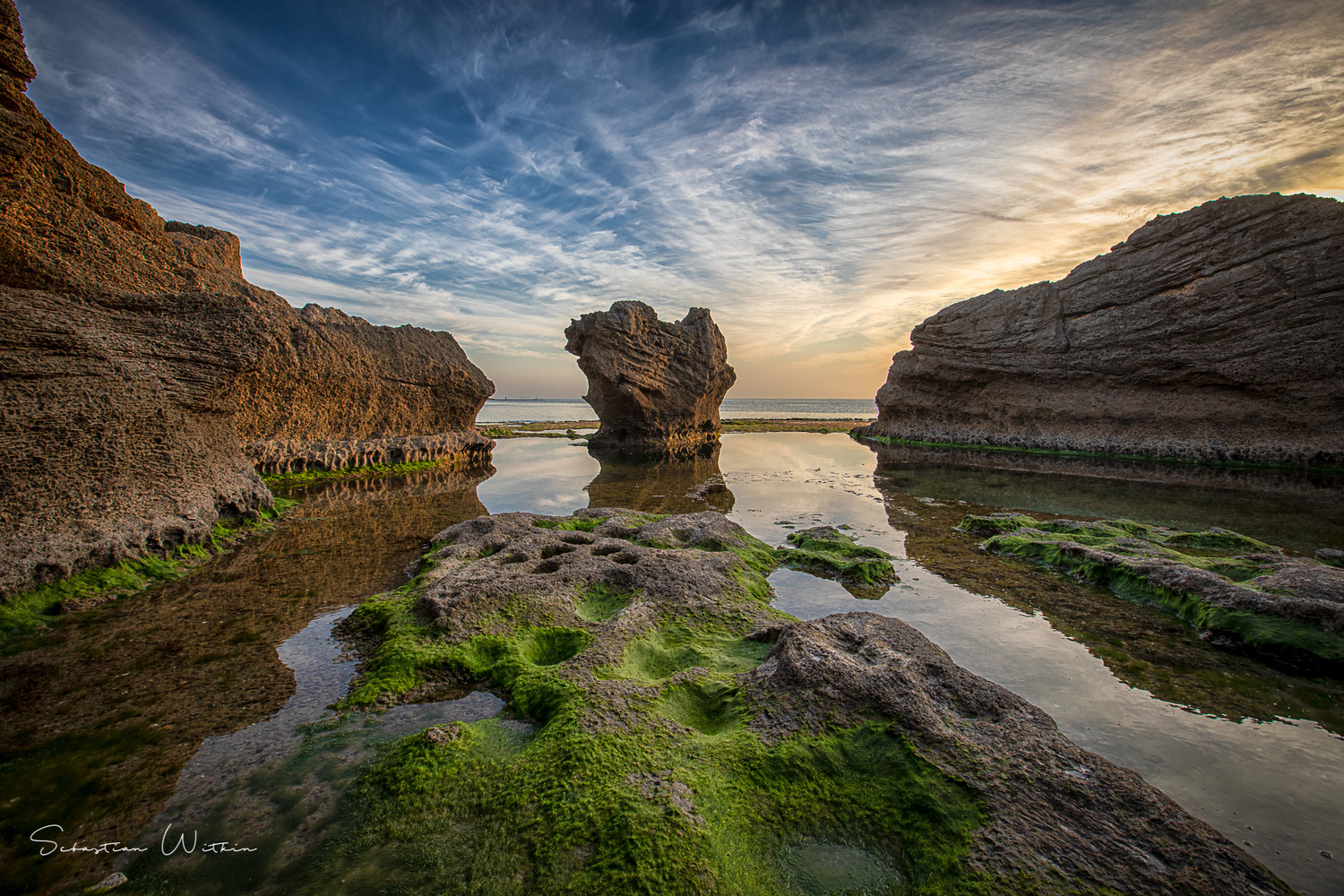 The Rock by Sebastian Witkin