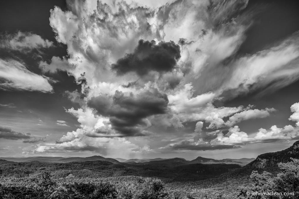 Whiteside Mountain by John MacLean