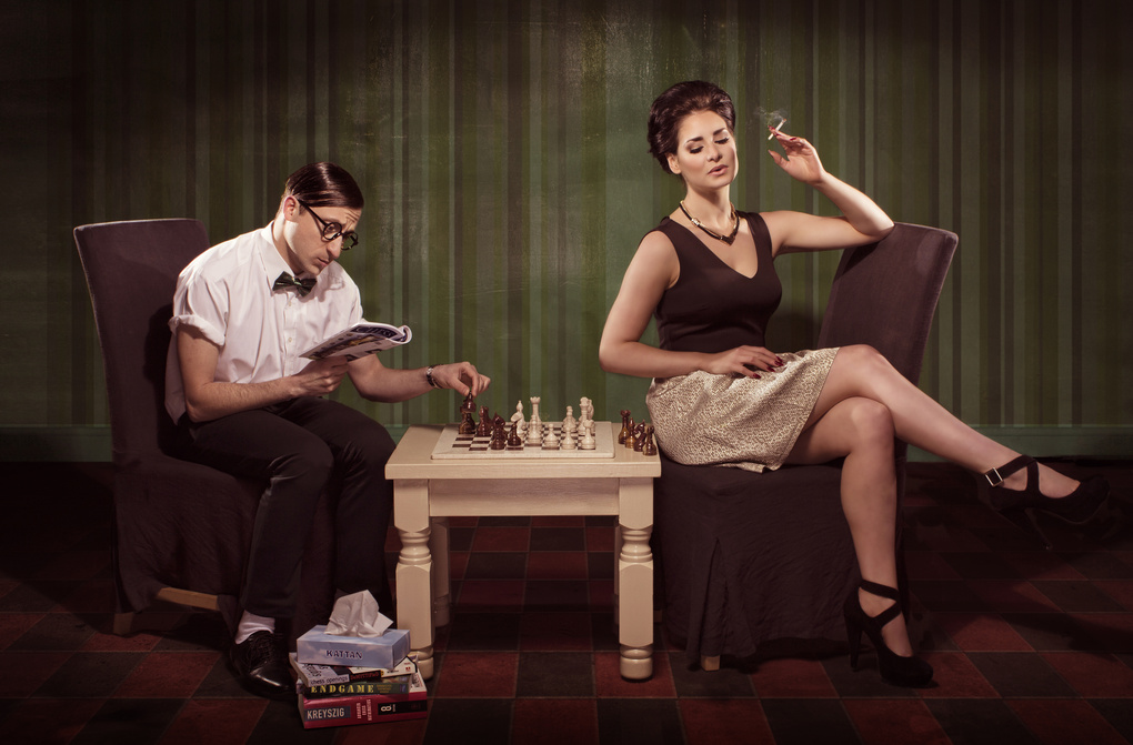 Chess by Colm Edwards