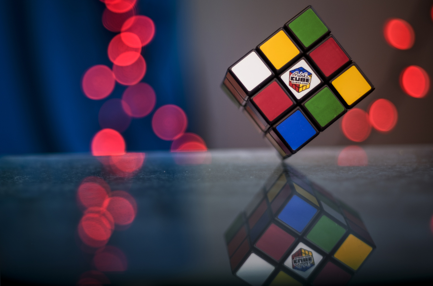 Rubik's Dream by Spencer Douglas