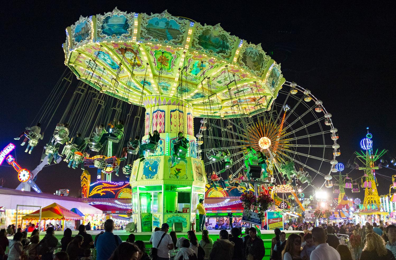 The Fair, Leo´n Guanajuato Mexico by Matt Ludtke