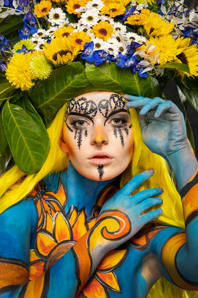 Vagabond Flowers by Matt Ludtke
