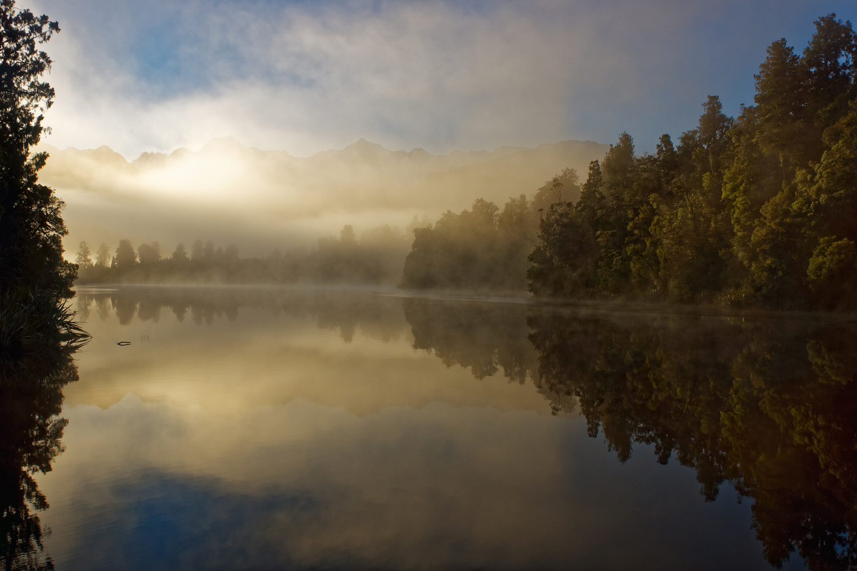 Unexpected Sunrise by Felix Mueller