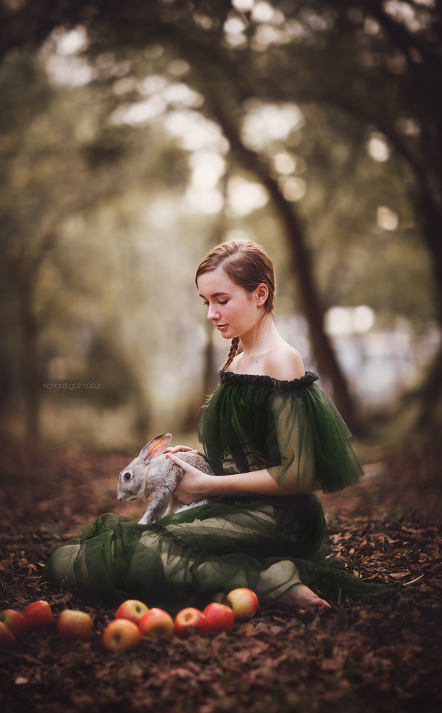 Maria by Richard Gatmaitan