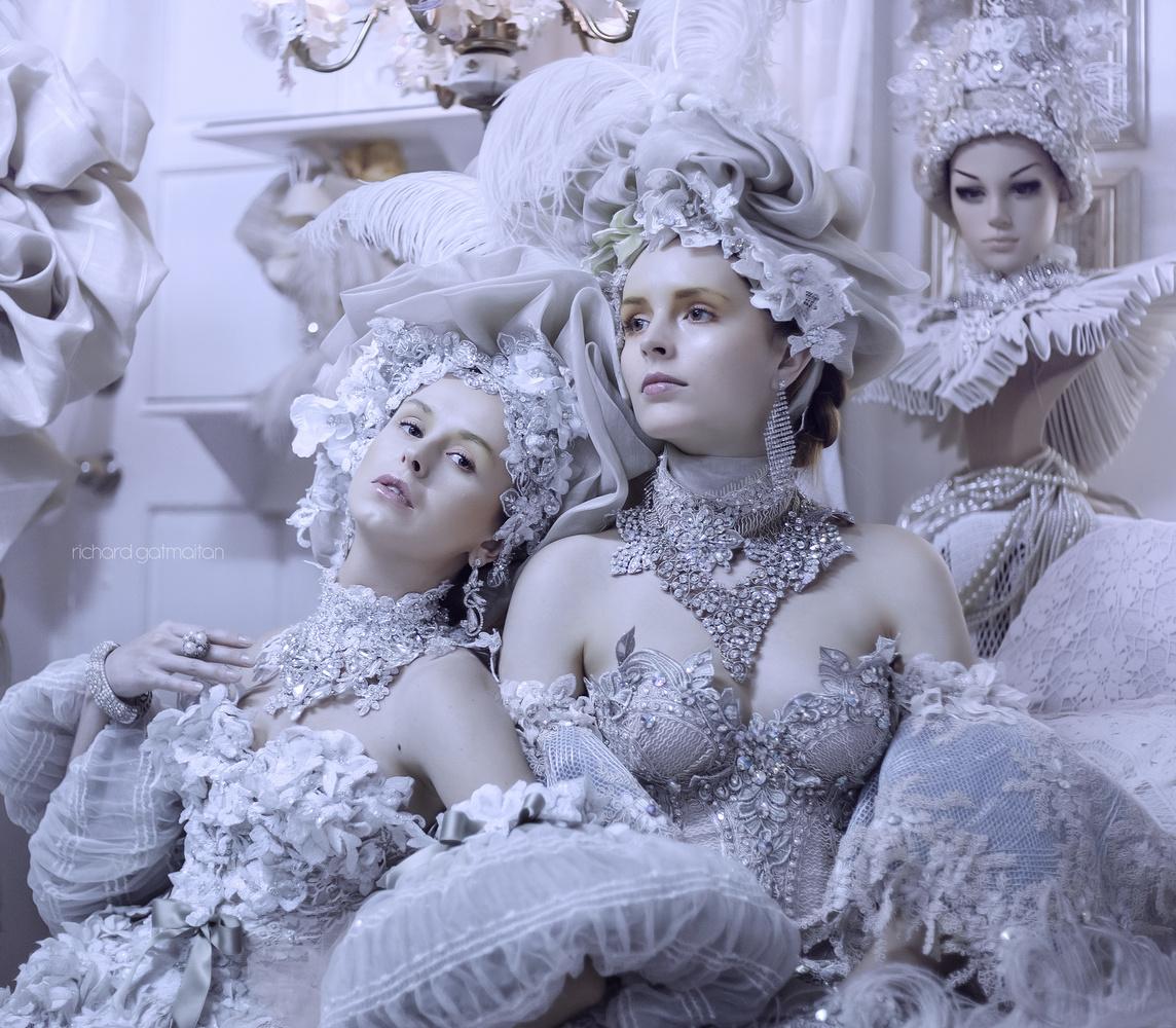 Living Dolls V2 by Richard Gatmaitan