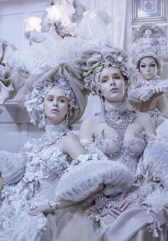 Living Dolls V1 by Richard Gatmaitan