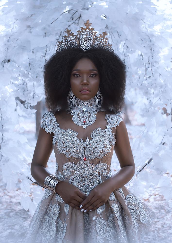 Queen of the Dammed by Richard Gatmaitan