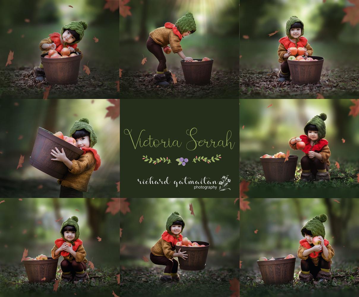 Victoria Serrah by Richard Gatmaitan