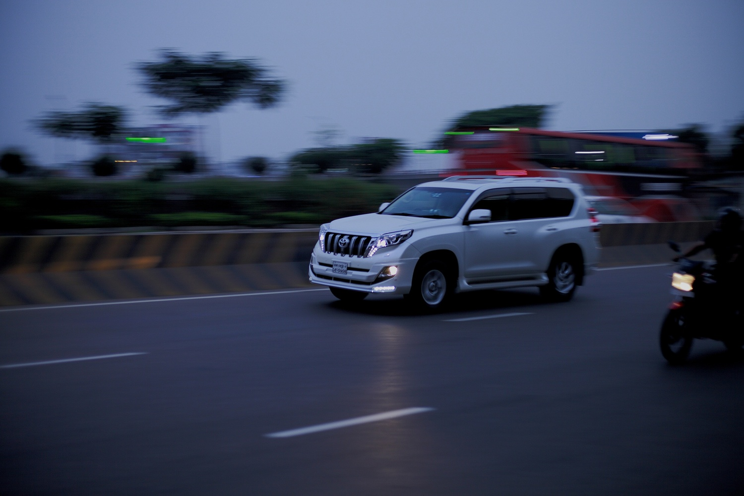 Evening panning. by Quazi Sanjeed