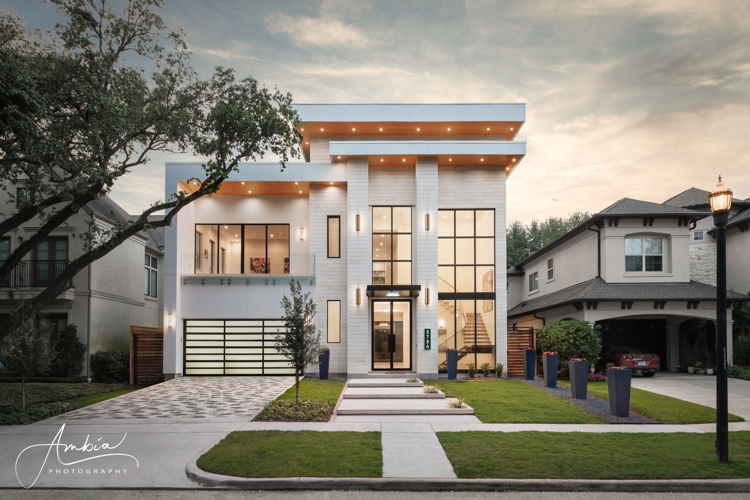 Houston Home Builder by Vladimir Ambia