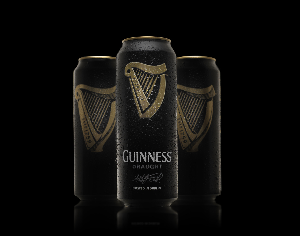 Guiness Trilogy by Loic Mathys