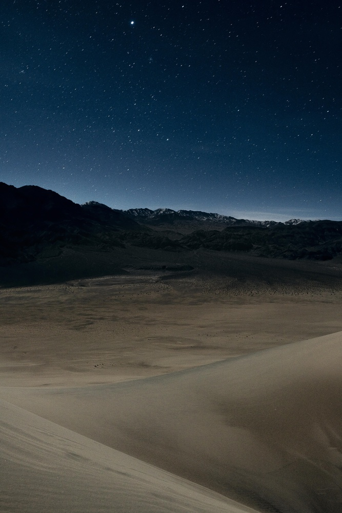 Valley Dune by Mike Pitts