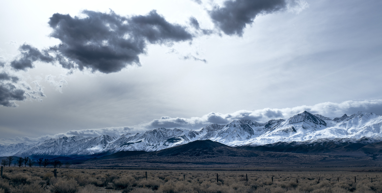 Eastern Sierra by Mike Pitts