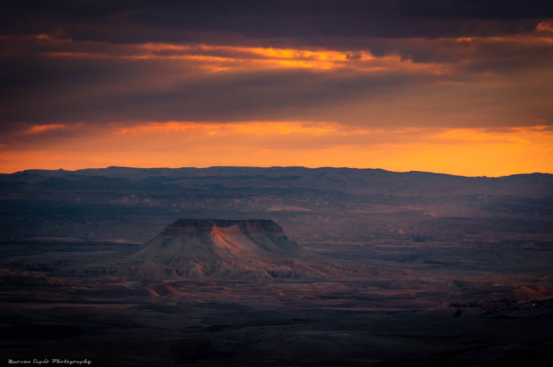 Mount Zin by Marcus Sapir