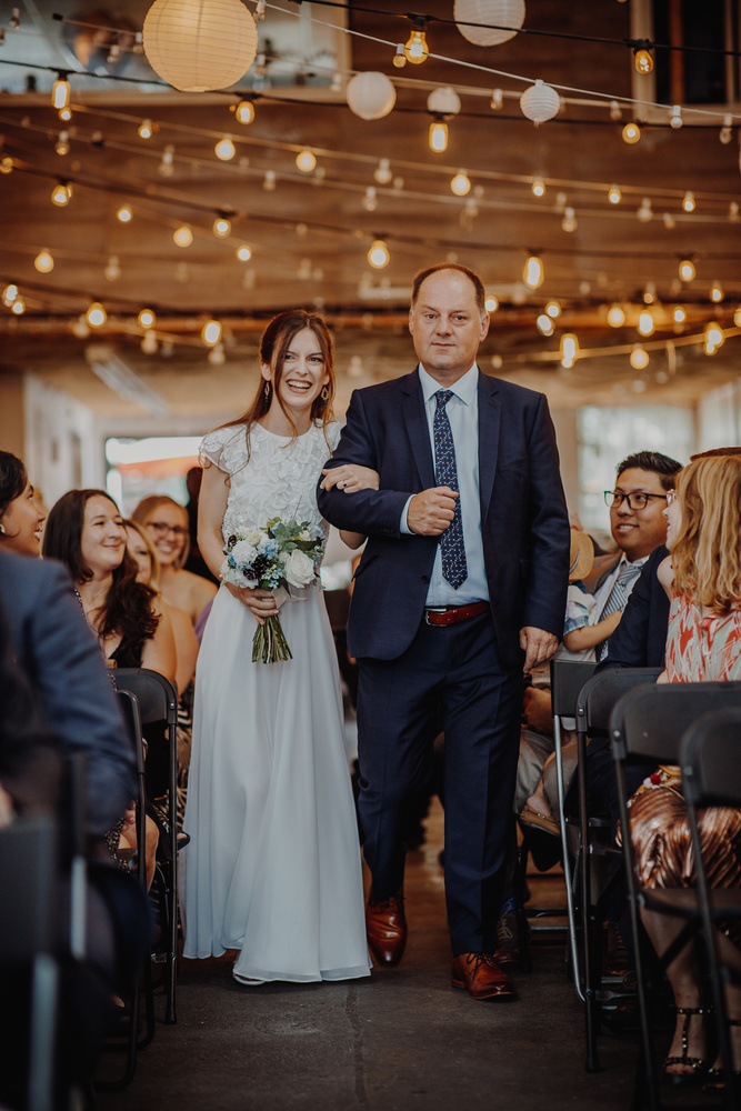 Brooklyn Wedding Photo by Megan Breukelman