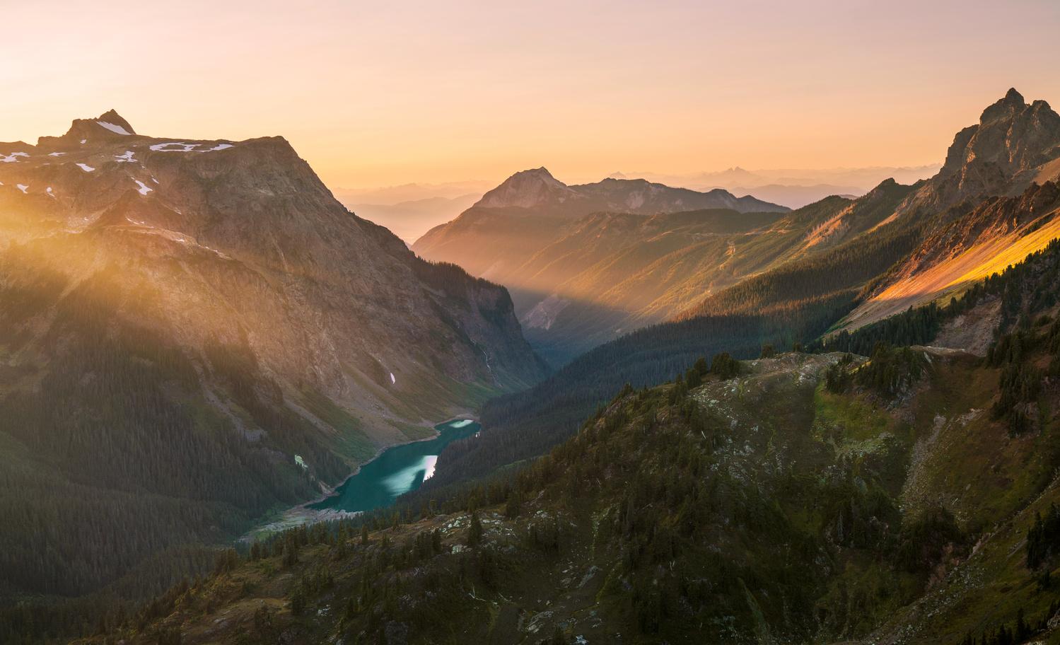 Mount Baker Wilderness by Autumn Schrock