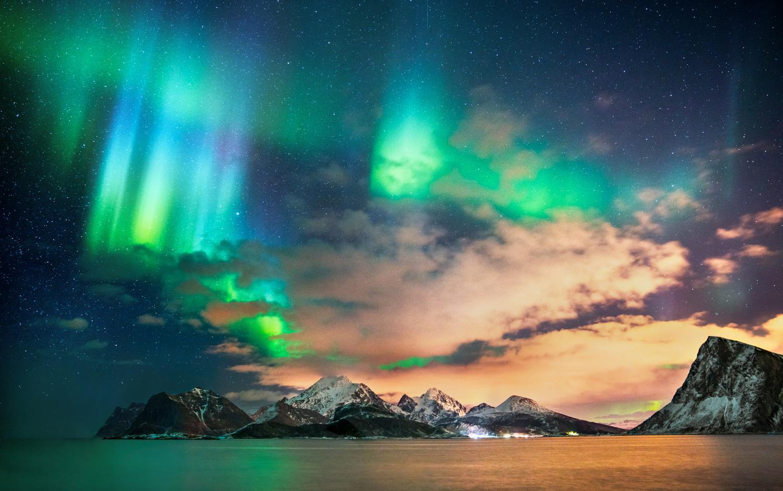 Aurora Explosion by Autumn Schrock