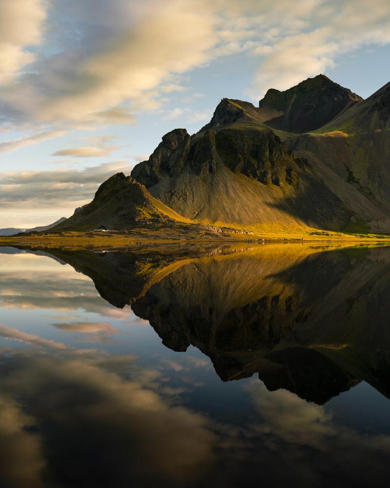 Sunrise Reflections by Autumn Schrock