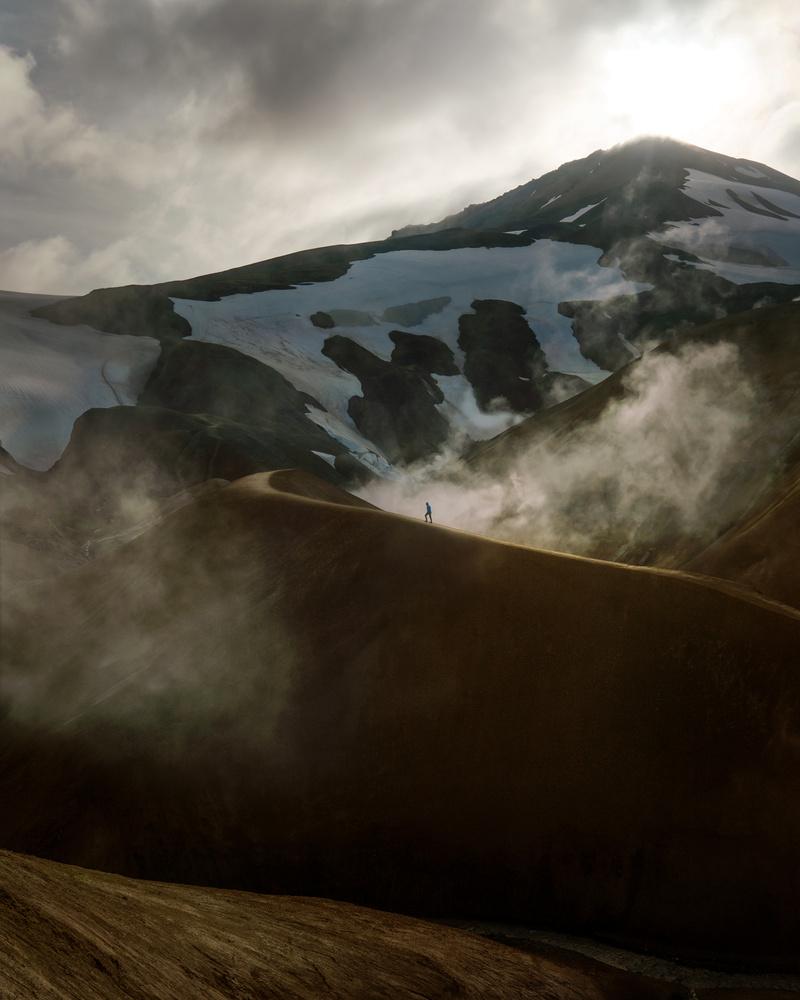 Icelandic Highlands by Autumn Schrock