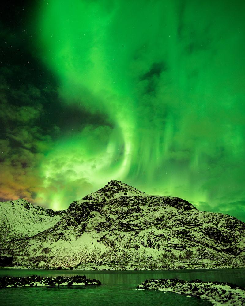 Aurora Swirl by Autumn Schrock