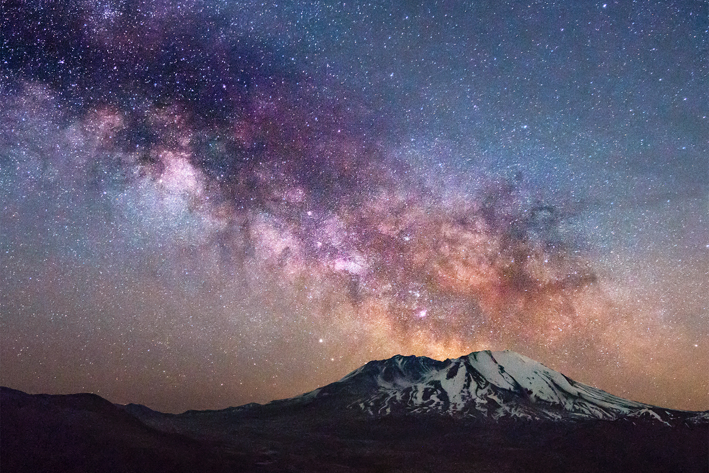 Mt. St. Helens Memories by Autumn Schrock