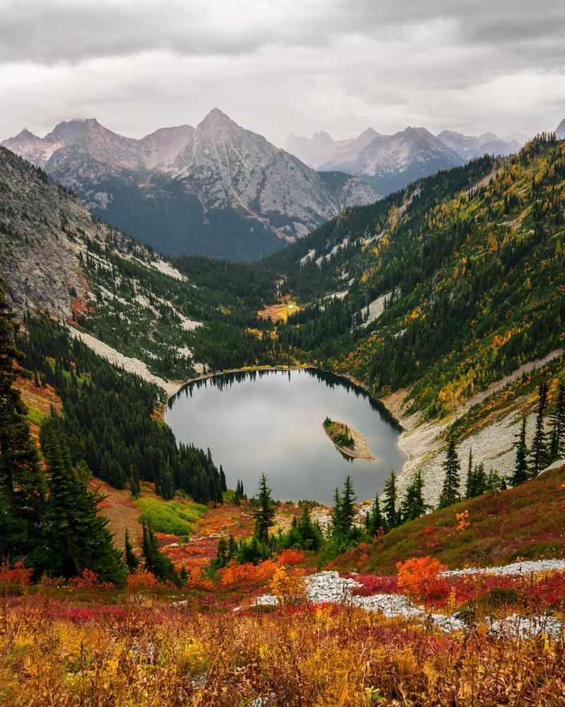 Autumn in Washington Part II by Autumn Schrock