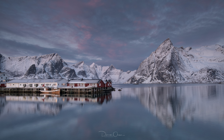 Hamnøy, Lofoten by Darren Oram