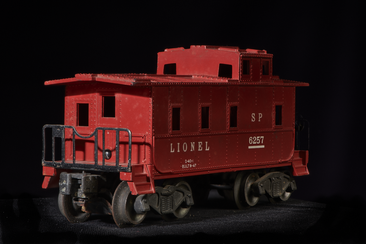 Lionel 1.32 by Frank Davis