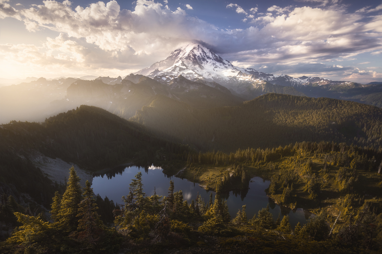 Light After Rain by Jacob Klassen