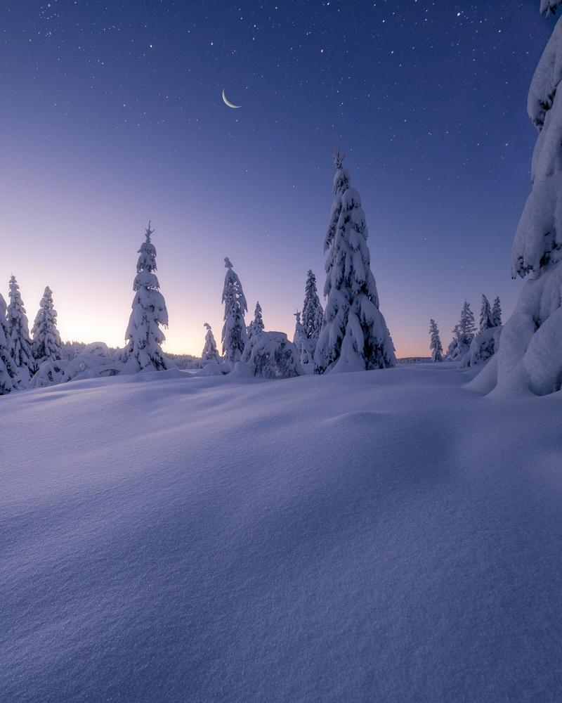 Winter Adventures by Roger Kristiansen