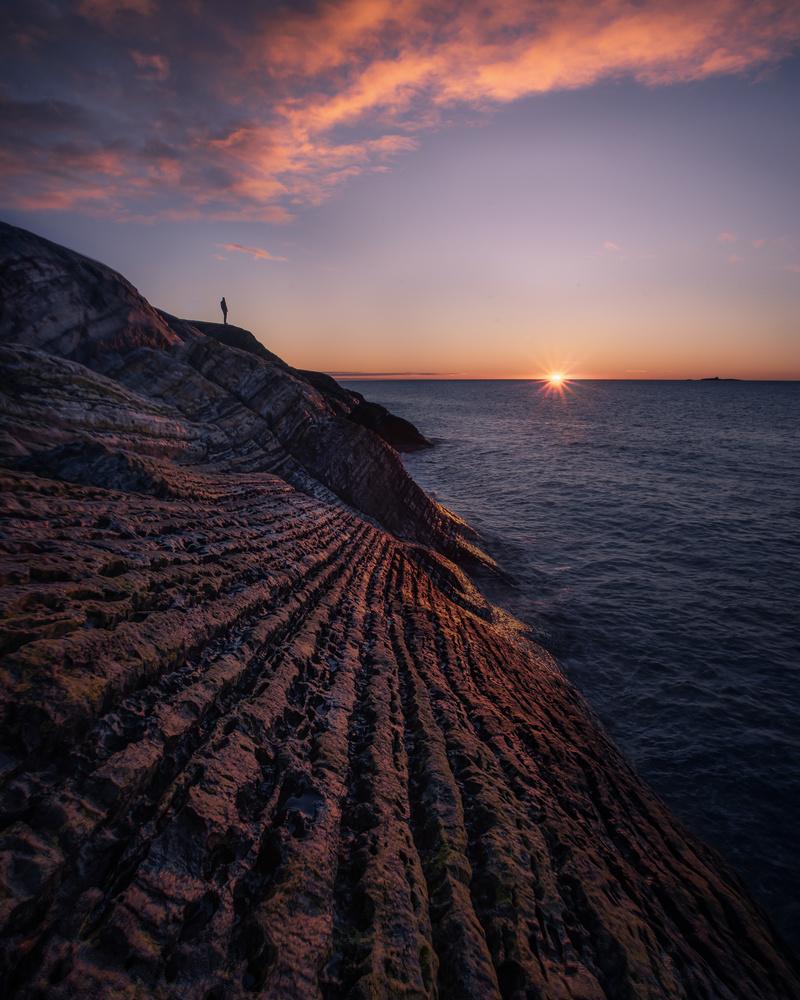Sunrise, Vestfold by Roger Kristiansen