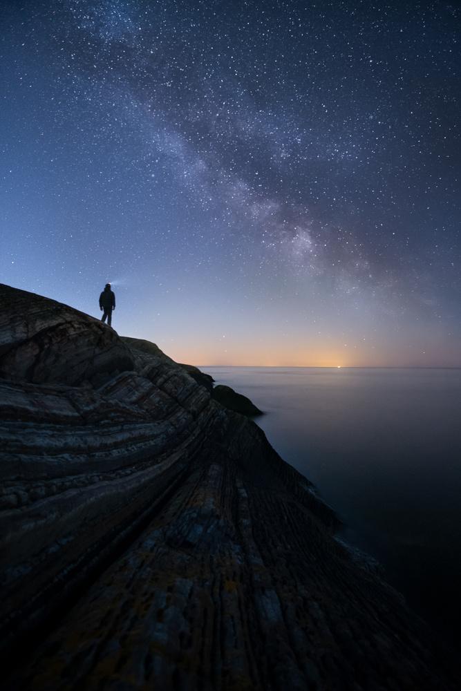 Stargazing by Roger Kristiansen