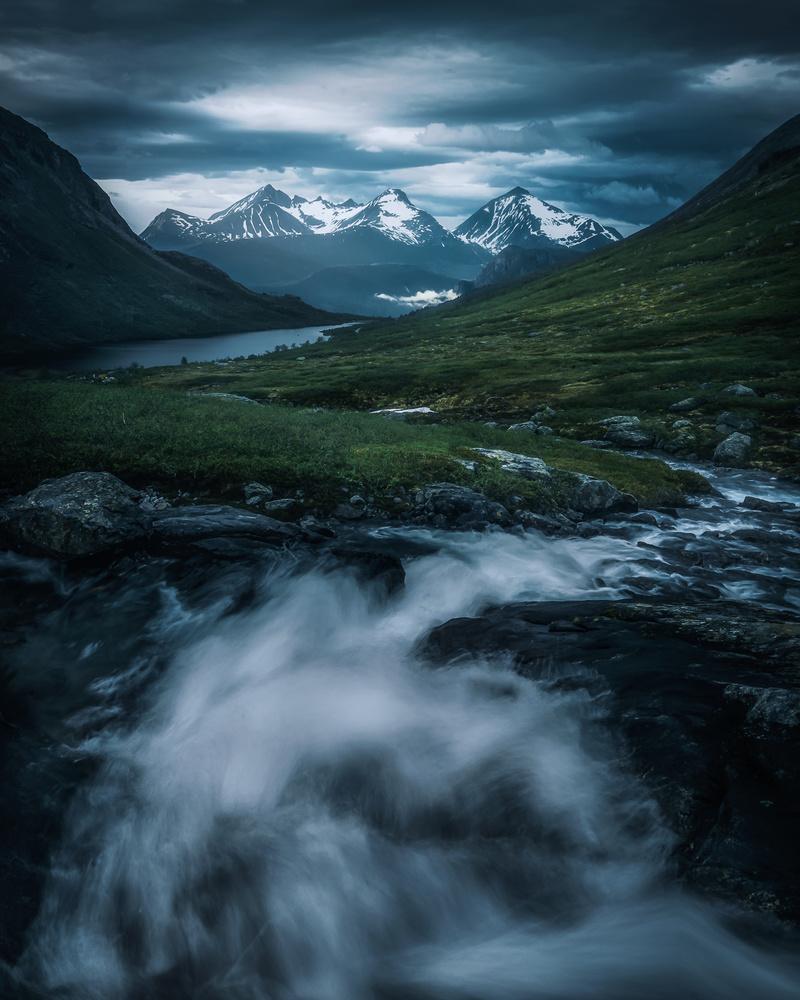 Romsdalen, Norway by Roger Kristiansen