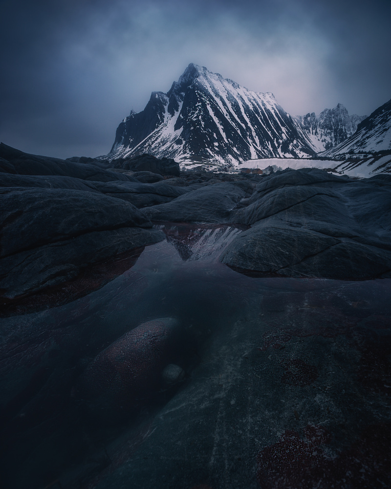 Mood of Lofoten by Roger Kristiansen