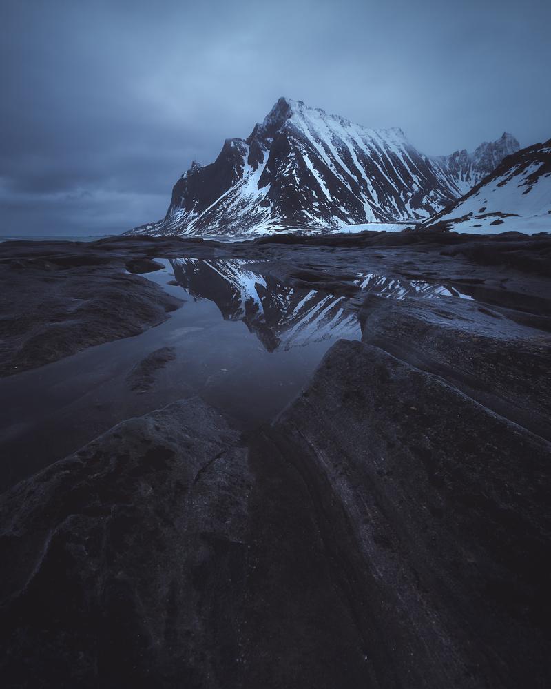 The mood of Lofoten by Roger Kristiansen