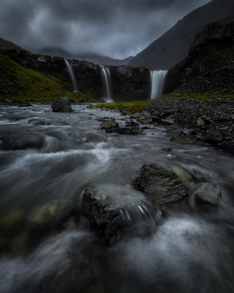 Icelandic landscapes by Roger Kristiansen