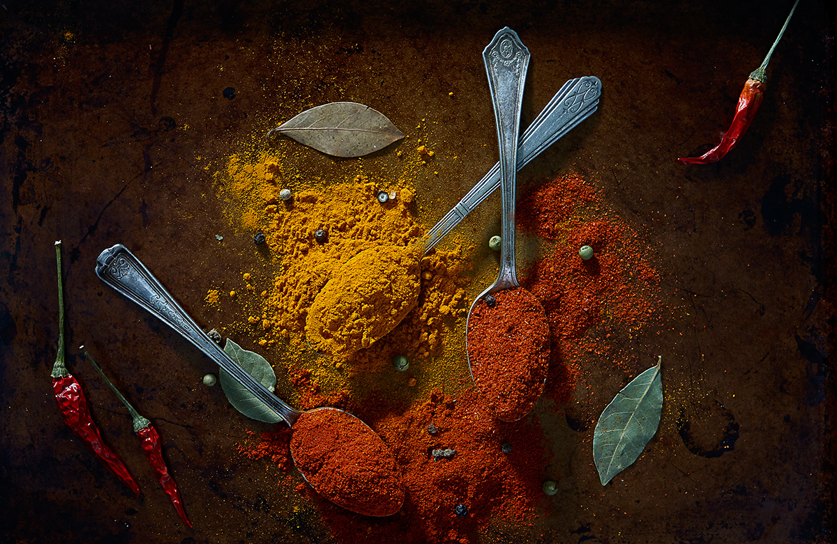 Spices by Nick Hanekom