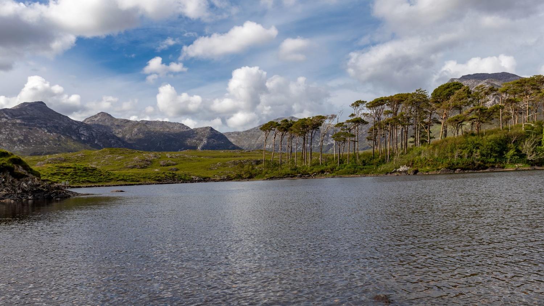Connemara, Ireland by Mark Stutzel