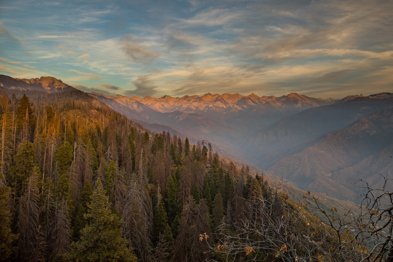 Sierra Nevada Mountains by Mark Stutzel