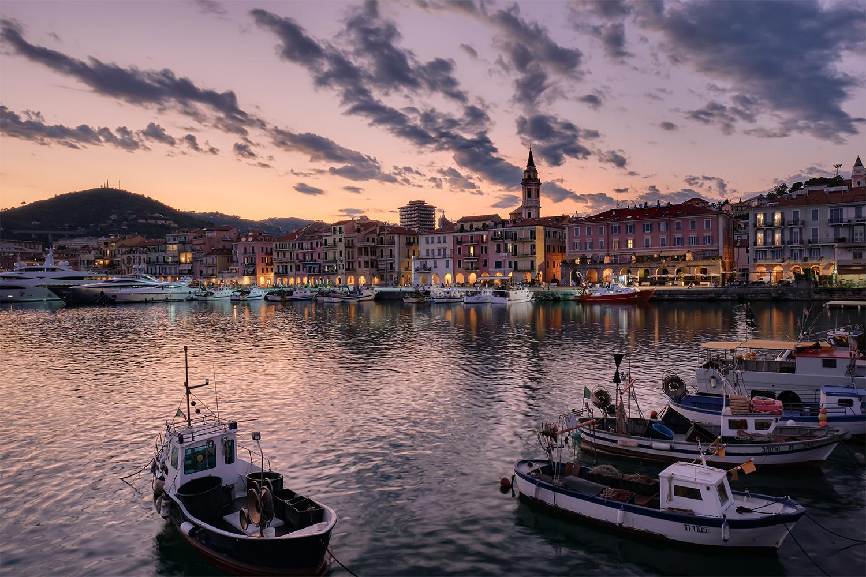 THE FISHERMAN'S REST   Imperia, Liguria (Italy) by Luigi Sonnifero
