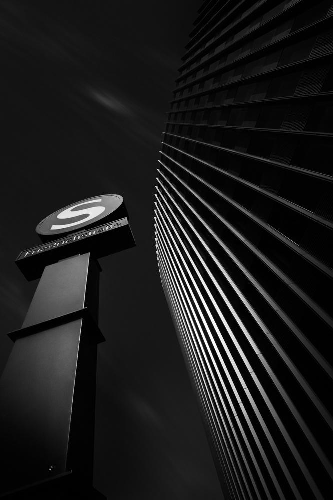 Friedrichstraße #1 by Peter N.