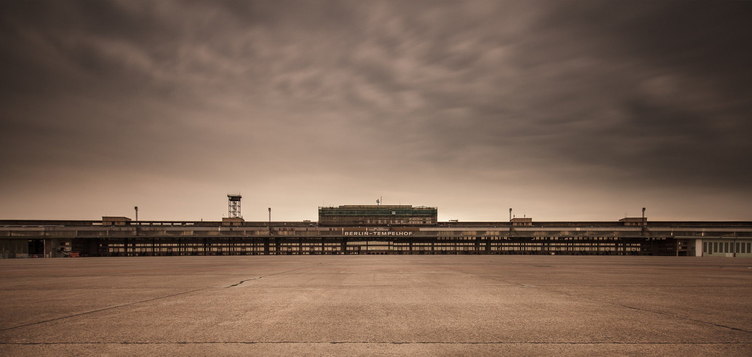 Tempelhof #1 by Peter N.