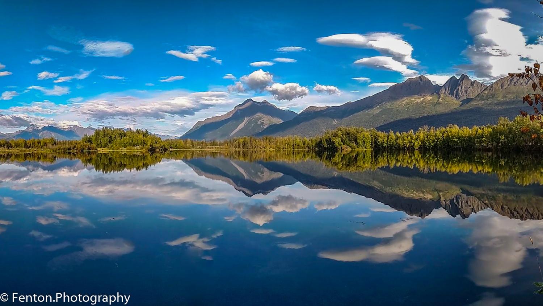 Reflection Lake by Fenton Photography